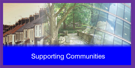 Double Whammy Networking - Supporting Communities
